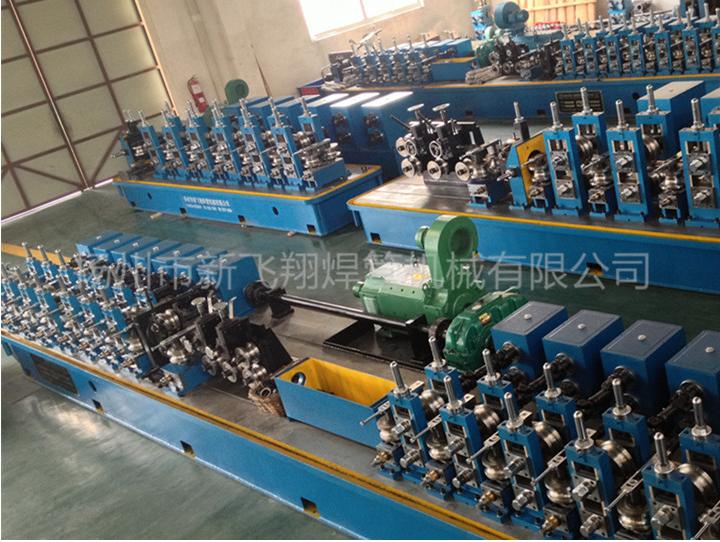 焊管机组设备