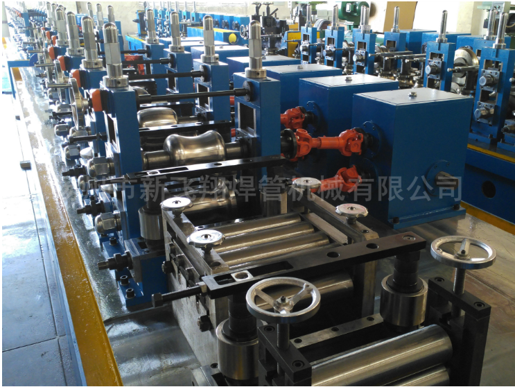 FX20高频直缝焊管机组