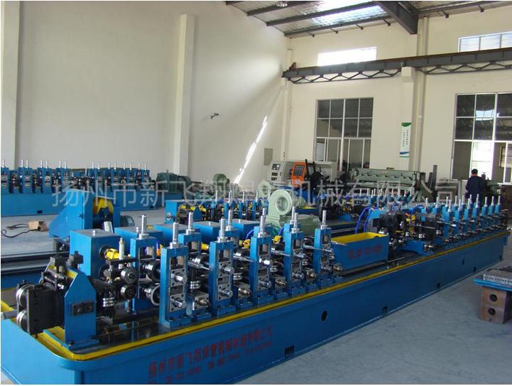 FX28高频直缝焊管机组