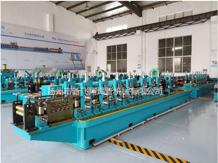 FX50高频直缝焊管机组