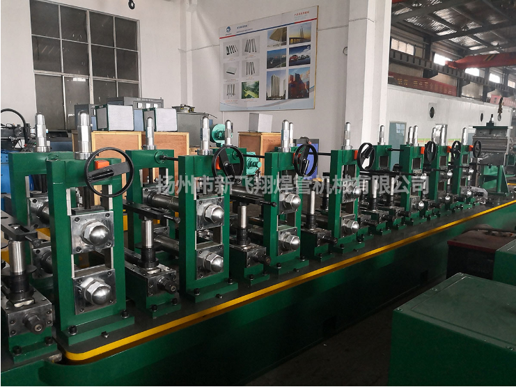 FX76高频直缝焊管机组