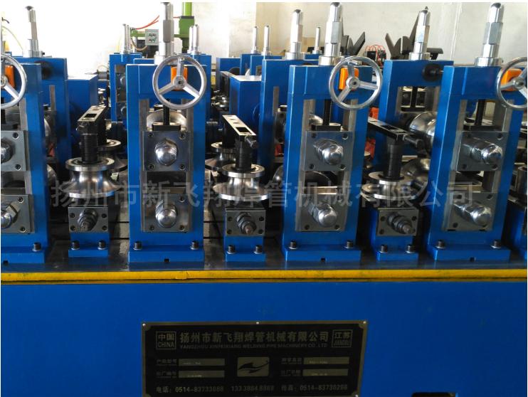 焊管设备,高频高速焊管机组