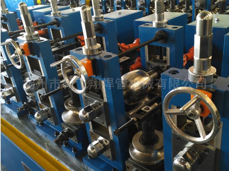 焊管设备,不锈钢焊管机组