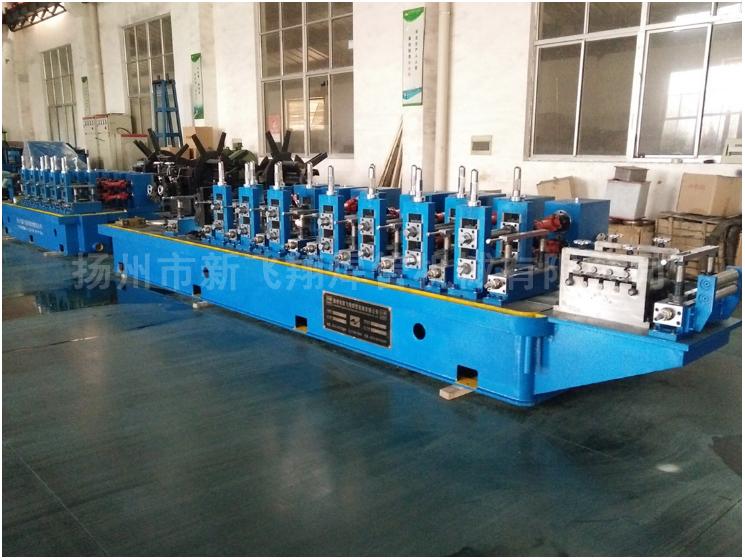 方管机 金属成型设备 制管设备